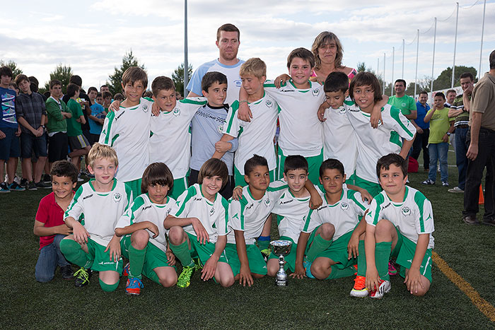 EFO C Campeón Benjamín