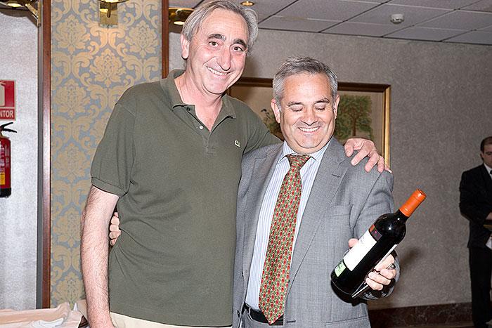 Fernando Monesma y Angel Guerrero