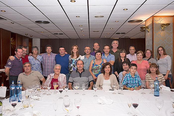 Foto de familia de los colaboradores