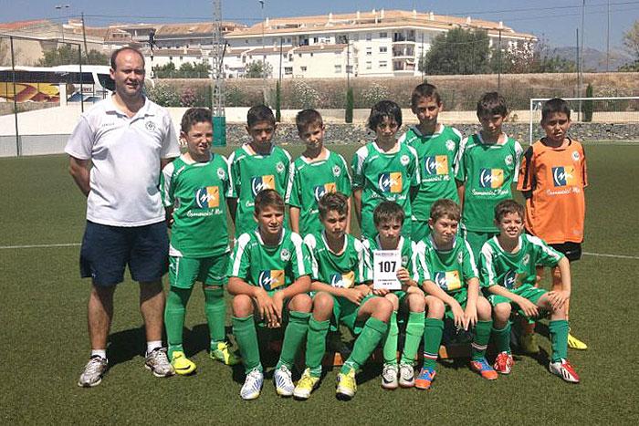 """EFO """"A"""" en el Costa Blanca Cup - Fútbol 8"""
