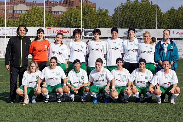 Foto de archivo Femenino A 2012-2013