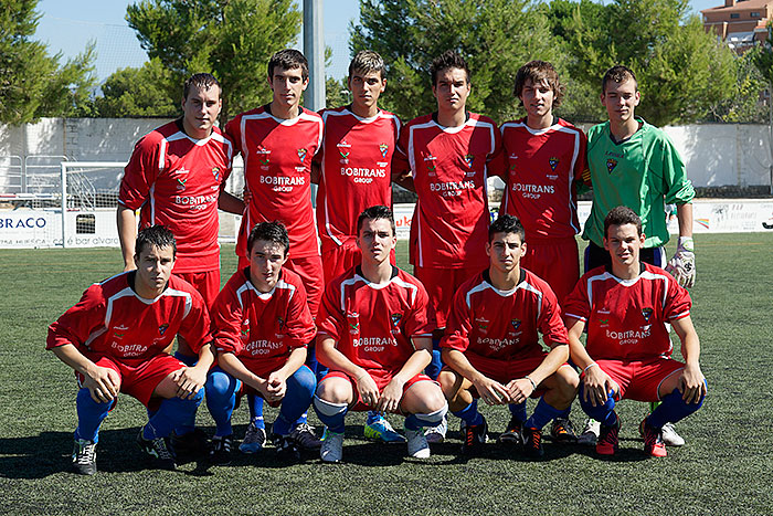 Equipo inicial del Valdefierro, Juvenil Liga Nacional