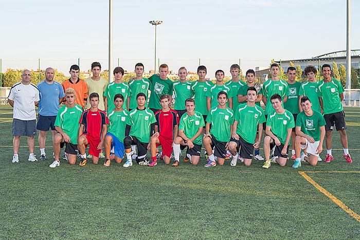 Un grupo para la historia de la temporada 2013-2014