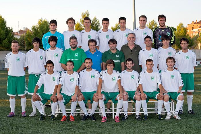 Plantel del Primera Regional 2013-2014