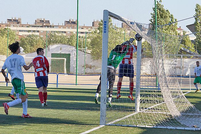 El 1-0 gol olímpico obra de Rustam