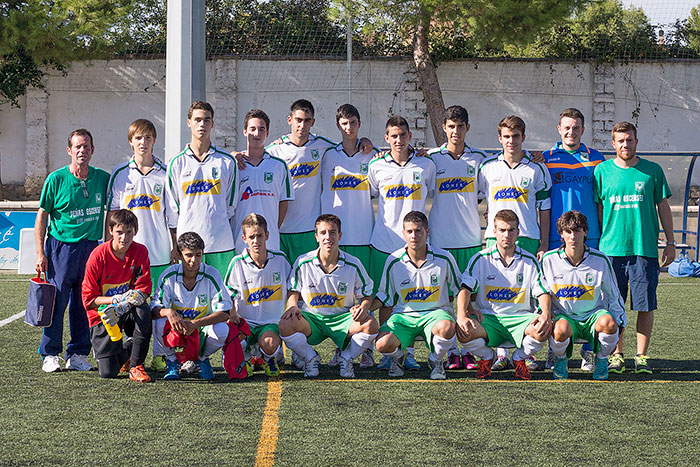 C.D. Peñas Oscenses, Juvenil Preferente A 2013-2014
