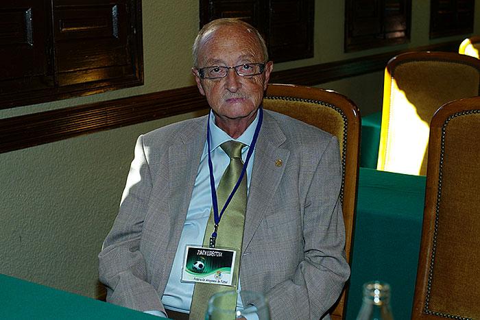 Sergio Aguirán Roda. Presidente Comisión Fútbol Femenino Aragonés
