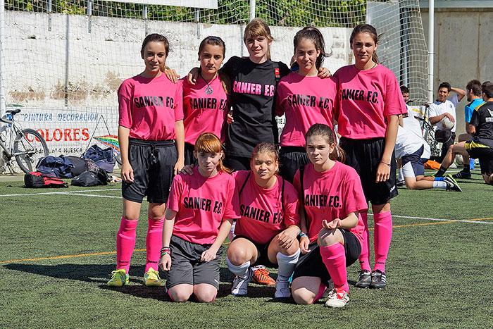 Las Sanier F.C.