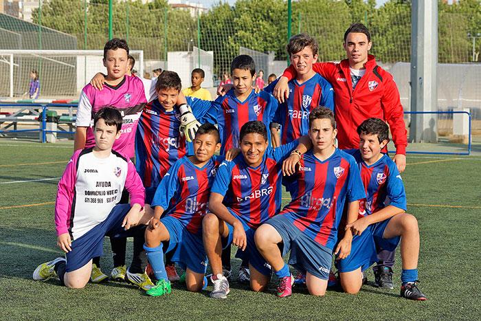 E.F.S.D. Huesca A